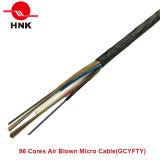 Кабель 6~72 сердечников дунутый воздухом микро- (GCYFTY)