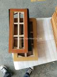 Дверь неофициальных советников президента фабрики Shandong дешевая изготовленный на заказ деревянная стеклянная