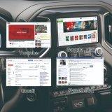 Plug & Play Android Market 6.0 multifuncionais de navegação de uma interface para 2014-2018 GMC com WiFi Mirrorlink Onlinemap Yandex etc