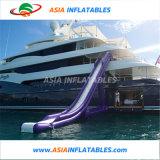 Toboggans gonflables personnalisées pour yacht/ Cruiser, faites glisser l'eau élevé