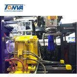 Tonva 20L Plastikbenzinkanister, der auf Strangpresßling-Blasformen-Maschine bildet