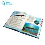 印刷の高品質のフルカラーのハードカバー本