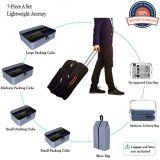 سفر تعليب ثبت مكعّب من 7 تخزين مكعّب حقيبة