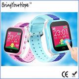 De kinderen gebruiken Horloge van de Telefoon van Jonge geitjes het Slimme met het Comité van de Aanraking (xh-sw-001)