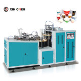 Eficiente máquina de formación de la copa de chocolate caliente