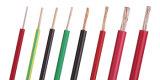 Approuvé VDE Câble d'alimentation de base de cuivre PVC bâtiment sur le fil électrique