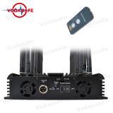 Сигнал для подавления беспроводной сети CDMA и GSM/3G/4glte мобильному телефону/Wi-Fi2.4G/Bluetooth/журналов радиовызовов Walkie-Talkie/кражи Lojack/Gpsl1-L5/RC433Мгц315Мгц868Мгц