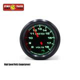 Высокая производительность Высокая скорость автомобильных гонок манометры (DO6347)
