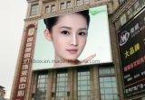 Montage mural extérieur LED SMD P6 de la publicité de l'écran afficheur numérique