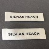 Custom alto - Final 1.5*6cm ropa suave tejido Etiquetas Nombre de la etiqueta tejida