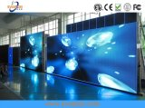 P1.875 couleur pleine phase de l'intérieur de location de vidéos carte afficheur LED du panneau mural