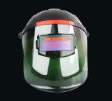 O Obscurecimento Automático de alta definição compatível com materiais High-Strength capacete de soldagem