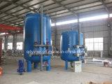 Filtro de areia de quartzo para utilização industrial e Estação de Tratamento de Águas Residuais do Hospital