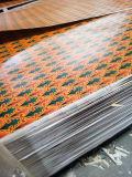 1220*2440mm 1,6 mm-3mm papel madera contrachapada superpuesta