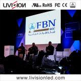 L'intérieur de la conférence/exposition/ salle de conférence P3.9 Grand écran à affichage LED