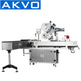 Akvo Venta caliente industrial de alta velocidad de aplicador de etiquetas de botella