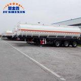 半中国タンクトレーラー3の車軸ディーゼルかセメントPowder/LPG/LNG/Oil/Petrol/Fuelのタンカー