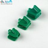 Zahnmedizinischer autoklavierbarer Silikon-Gummi-Mund-Standplatz-Mund-Öffner-Bissen-Block