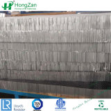 Orifício de Micro personalizada Laminação alumínio alveolado Core