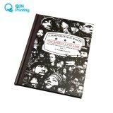 カスタム高品質映像のアルバム本の印刷
