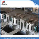 Forni di fusione elettrici di induzione di alluminio delle coperture per la fusione ferro/dell'acciaio