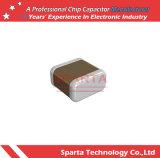 Condensatore ceramico chip SMD 0201 10% X6S 0,1UF 6,3 V.