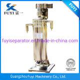 Сепаратор поворотного механизма облегчения выгрузки трубчатые центрифуга сепаратор