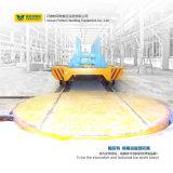 交差トラック変更のための自動推進の産業回転盤