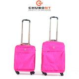 Chubont Design de lazer de alta qualidade 4 Wheels Foldable Soft Trolley Bag