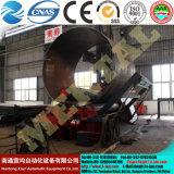 Quente! Mclw12CNC-100*3200 grande máquinas hidráulica da dobra/rolamento da placa do rolo do CNC quatro