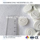 Tablette magique serviette en papier jetables Non-Woven Coin Comprimé de tissu
