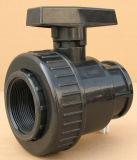Пластика ABS единого союза шаровой клапан