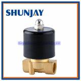 Elettrovalvola a solenoide di regolamento di flusso di funzionamento manuale della valvola del gas naturale del gas di carbone di Zcm