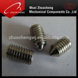 DIN913 DIN914 DIN915 DIN916 Acier inoxydable 316 Set Screws