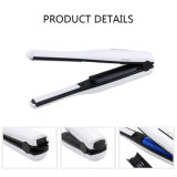 Cordless Portable Mini Hair Flat Iron Rechargeable USB Battery Powered Hair Straightener