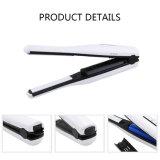 Raddrizzatore a pile ricaricabile dei capelli del USB del mini ferro piano portatile senza cordone dei capelli
