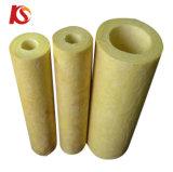 Haute qualité d'isolation thermique du tuyau de laine de roche