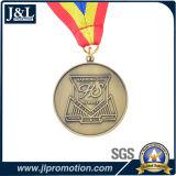 Medalha do metal do projeto 3D do cliente com bom preço