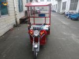 Электрический трицикл для отдыха пассажира