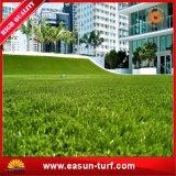 Cの形の庭のための人工的な草の庭の塀