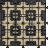 Mattonelle di pavimentazione di ceramica di Decking di 30*30 Removeable con la base del PE
