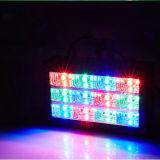 LEIDENE 12PCS van de Helderheid van de Disco KTV van de staaf het Licht van de Hoge RGB 12W Stroboscoop van de Matrijs