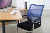갯솜 기초 가구 현대 간단한 조정 사무실 의자를 가진 뉴스 의자 중앙 후에 메시