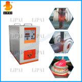 小型熱い販売法の金属の管のろう付けのための高周波誘導電気加熱炉