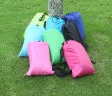 Bâti de sofa de fainéant de Laybag/sac de couchage gonflable paresseux extérieur/sacs de couchage gonflables d'air (C327)