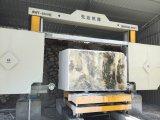 Fio de diamante viu máquina de corte da borda de pedra de granito e mármore