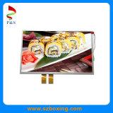 """10.2 """" TFT LCD Auflösung der Bildschirmanzeige-800*480, doppeltes 30pins, RGB"""