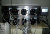 Verschiedener Datenträger-Saft-füllende Pumpe peristaltisch