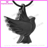 Joyería de la urna del collar de la cremación del acero inoxidable de la manera (paloma)
