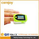 Oxímetro de pulso digital Promational del dedo del mejor precio con Ce Approved-Candice